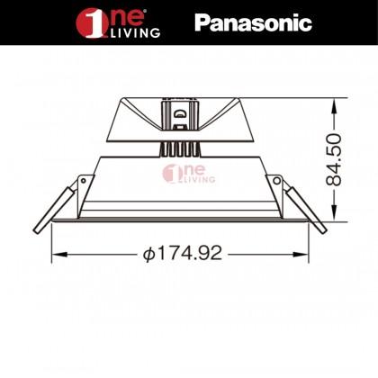 Panasonic 15W LED Downlight NNP74459