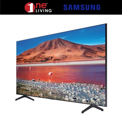 "[FREE Delivery & Standard Installation for selected area] Samsung 50"" TU7000 4K UHD Smart TV (2020) UA50TU7000KXXM"
