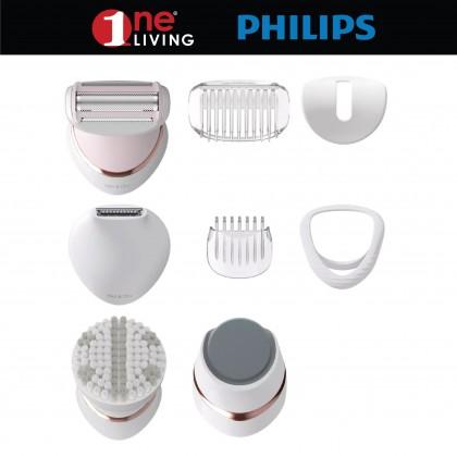 Philips Series 8000 Wet & Dry Epilator BRE740 (BRE740/11)