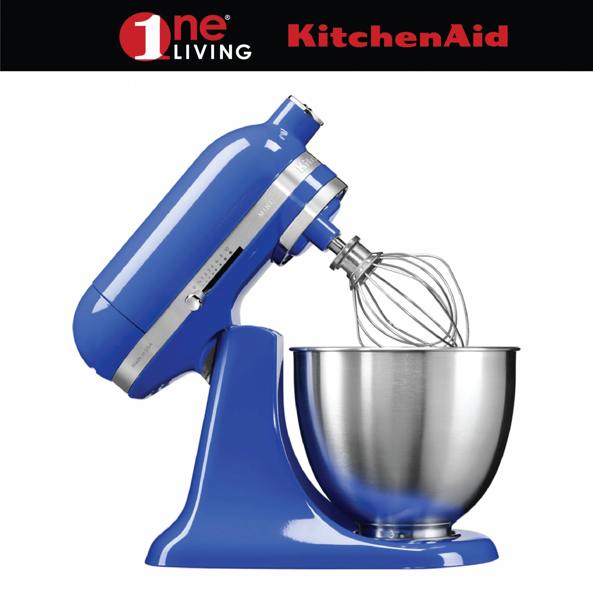 Kitchenaid 3 3l Artisan Mini Stand Mixer 5ksm3311xb